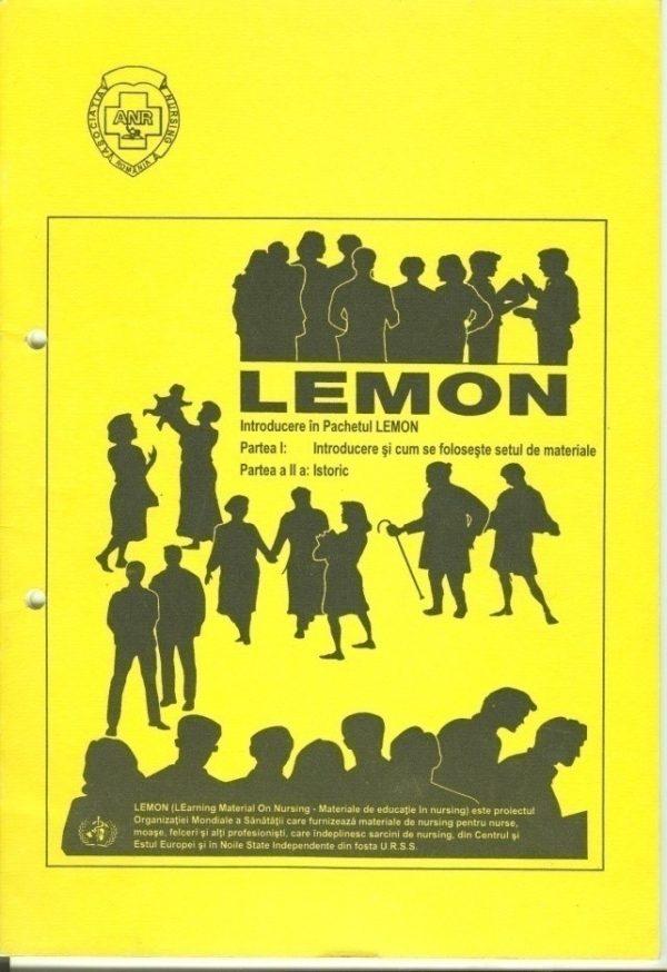 LEMON (Material de învăţare în nursing -1996);